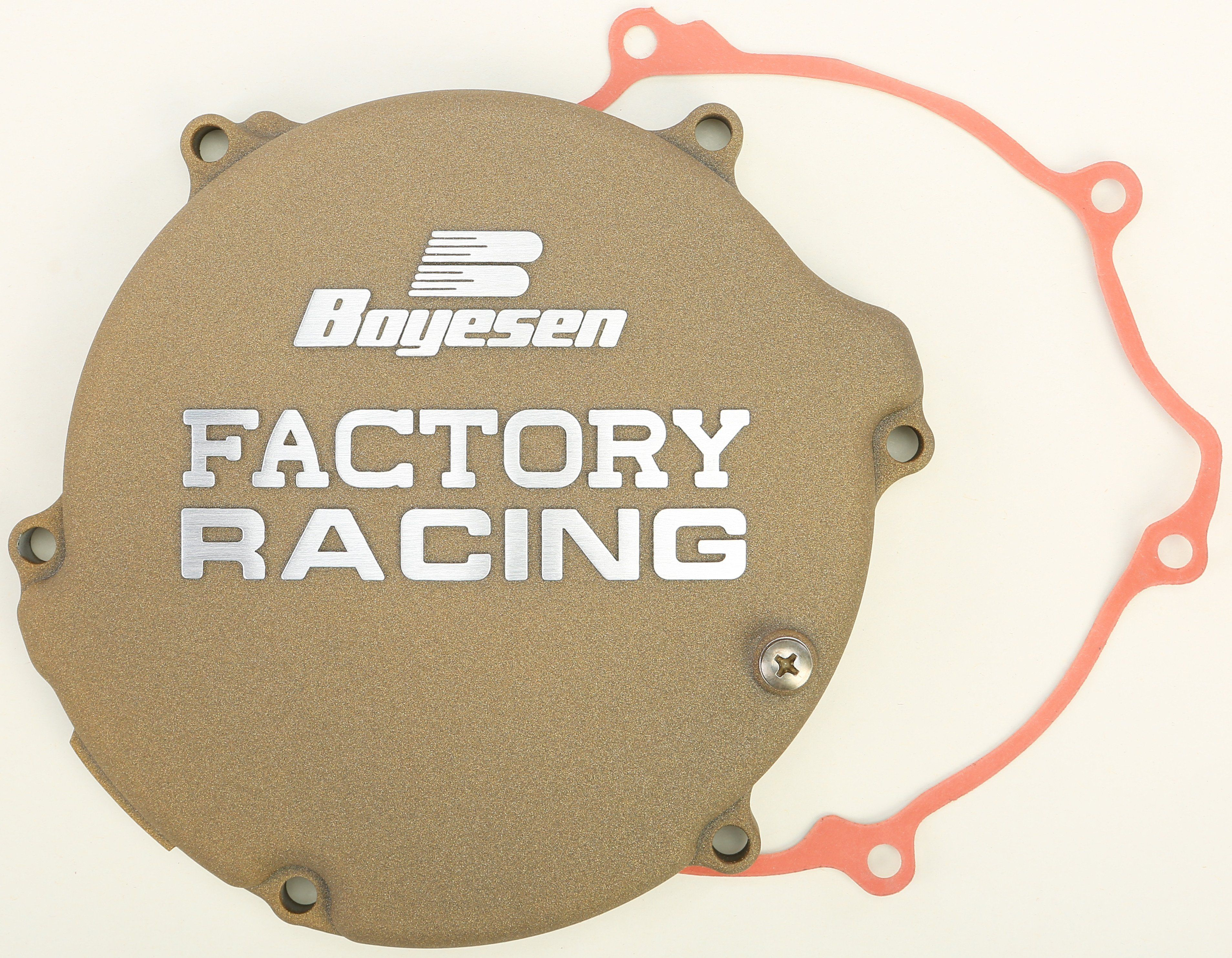 MAGNESIUM FACTORY RACING CLUTCH COVER