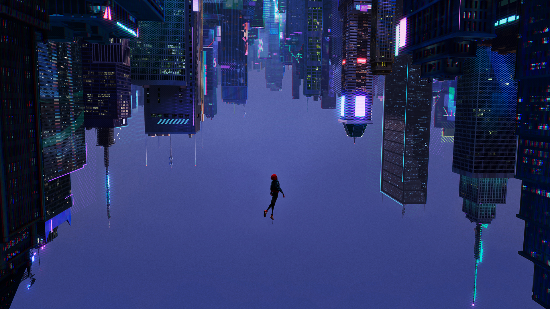 [19201080] Into the spiderverse wallpaper Hdwallpaper