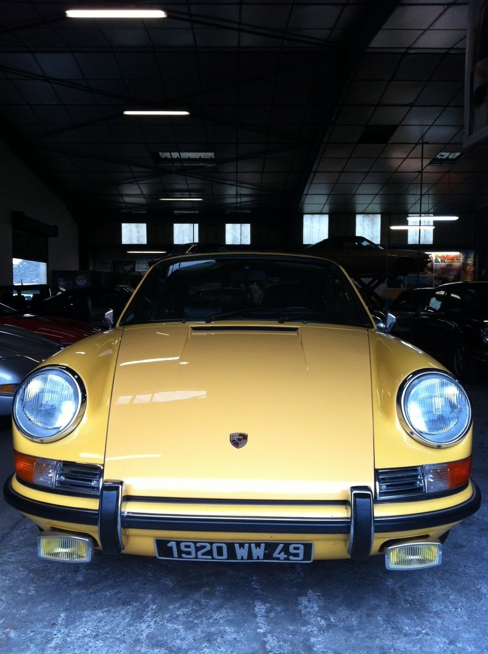 Porsche 911 2.2L T (1970)