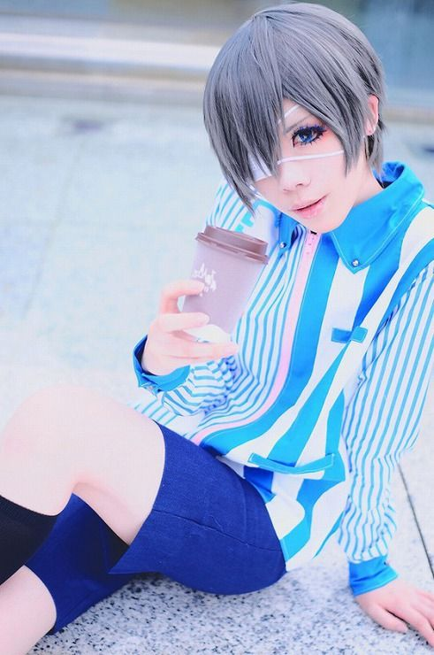 ciel phantomhive cosplay - photo #32