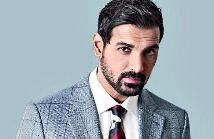 John Abraham Hairstyle With A Bold Look