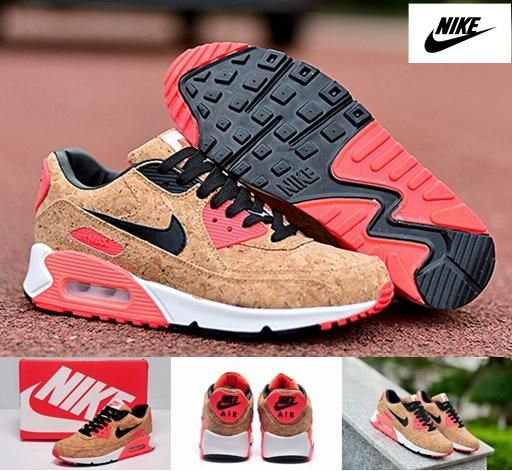 Canada Nike Air Max 90 Premium Leather Ps Women(Men) Casual