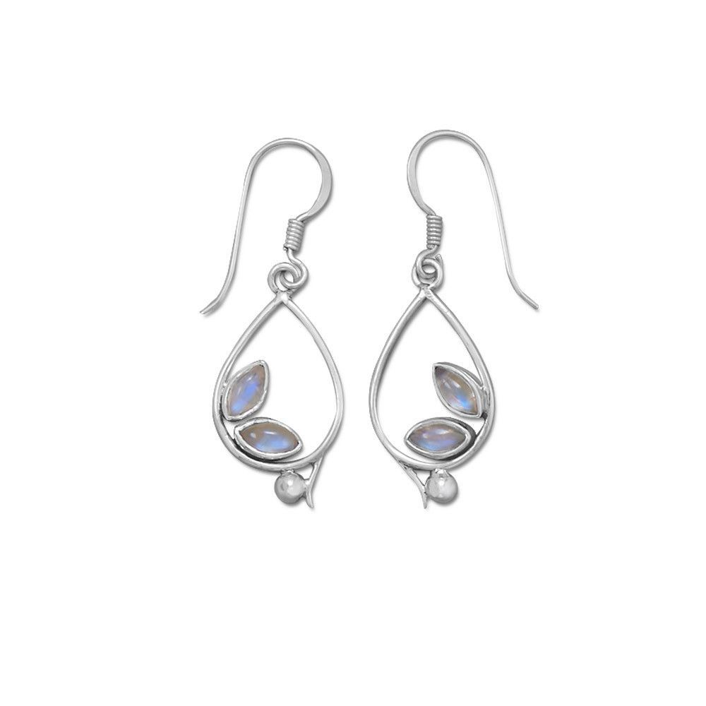 Sterling Silver 15mm Peace Signs on 15mm French Wire Earrings!