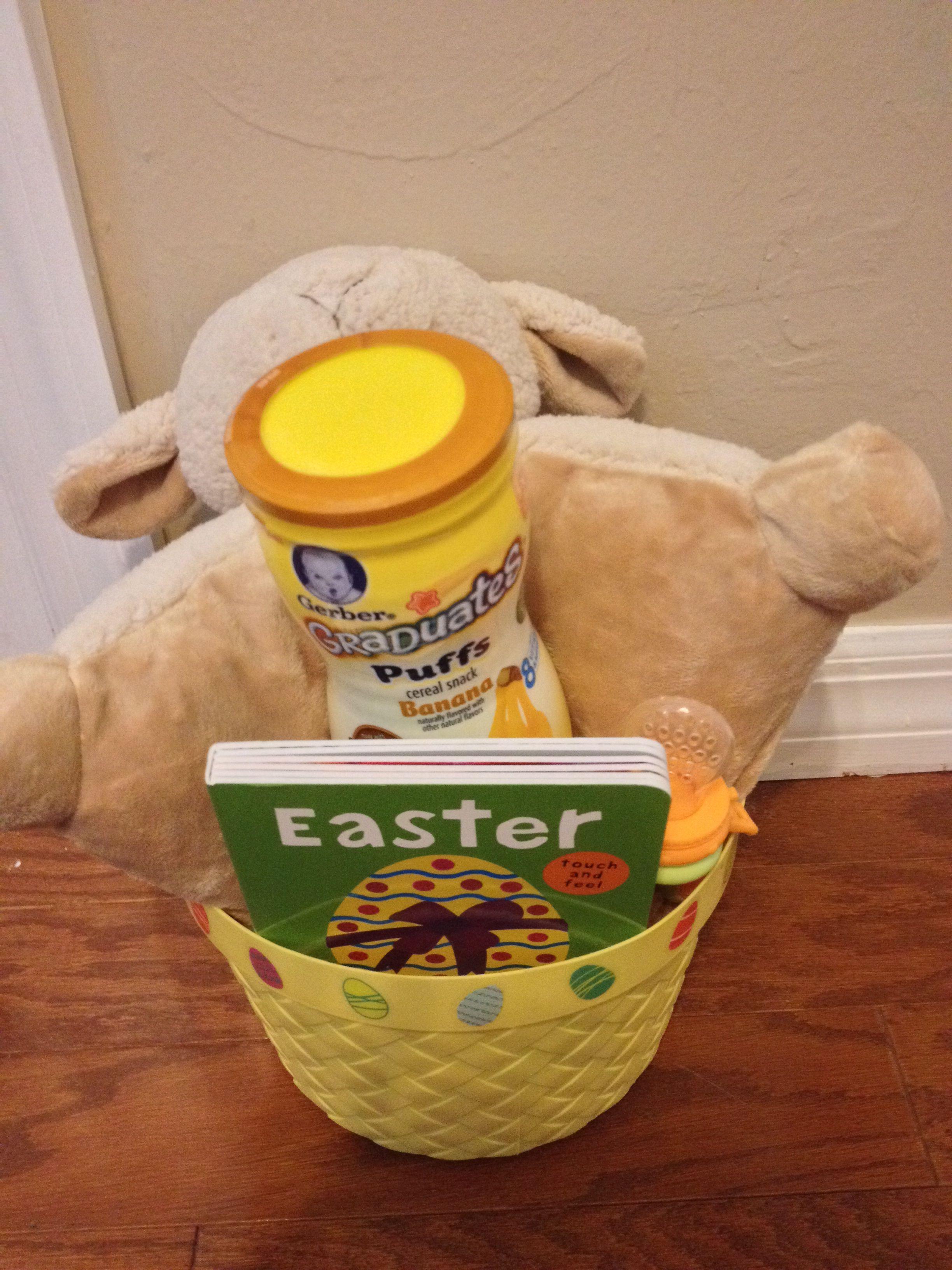 Easter basket for 10 month old easter pinterest easter baskets easter basket for 10 month old negle Gallery