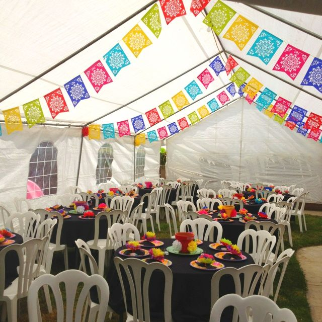 Mexican fiesta decorations mexican fiesta may 18th - Mexican themed party decoration ideas ...