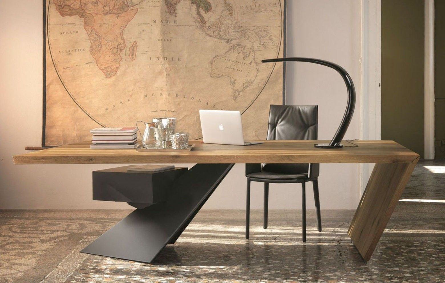 Designermöbel Büro Nasdaq Arbeitszimmer Modern Office Desk Home Office