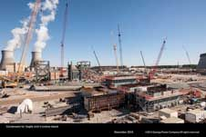 Vogtle 3 And 4 Construction Photos Georgia Power Company Photo Favorite Places Nuclear Energy