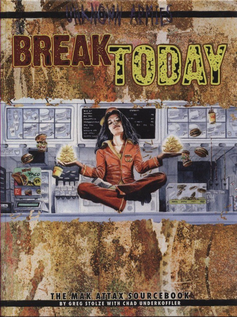 Break Today Image Rpggeek Today Images Today Cover