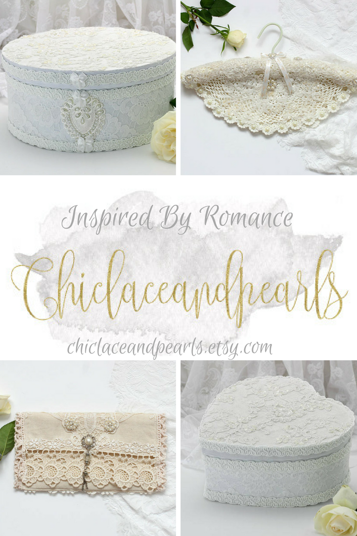 Romantic Gifts For Her, Wedding Gifts, Wedding Accessories, Bridal ...