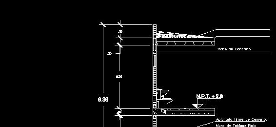 Pin de Jhordania en Detalles Constructivos plano