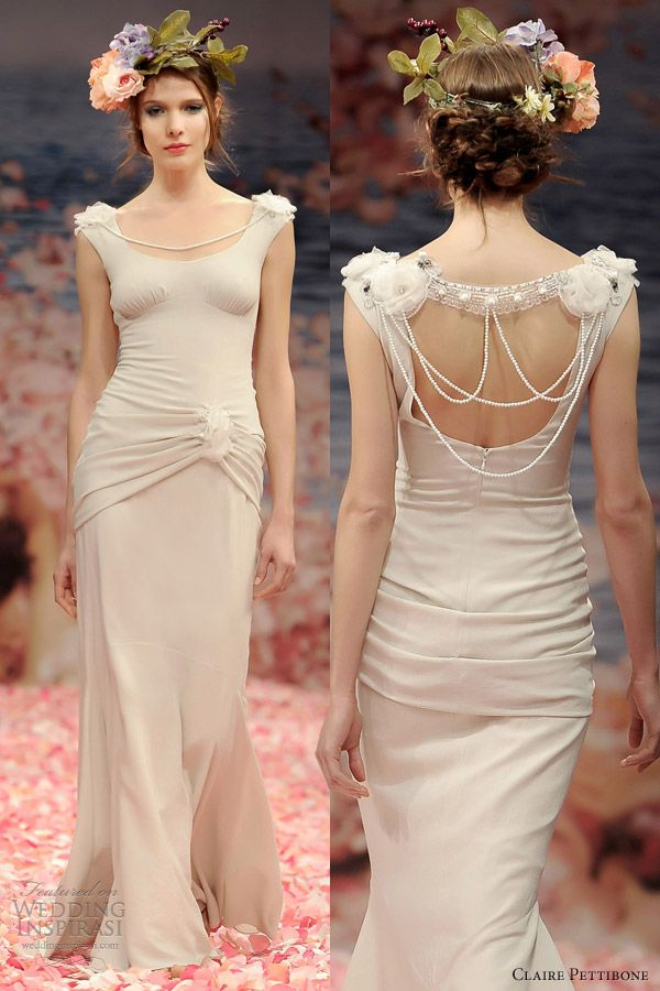 Claire Pettibone Spring 2013 Bridal Collection   Claire pettibone ...