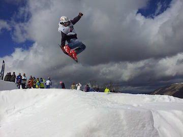 Snowboard: il 18 gennaio parte il circuito Fisi dell'Appennino Centrale - Altri sport