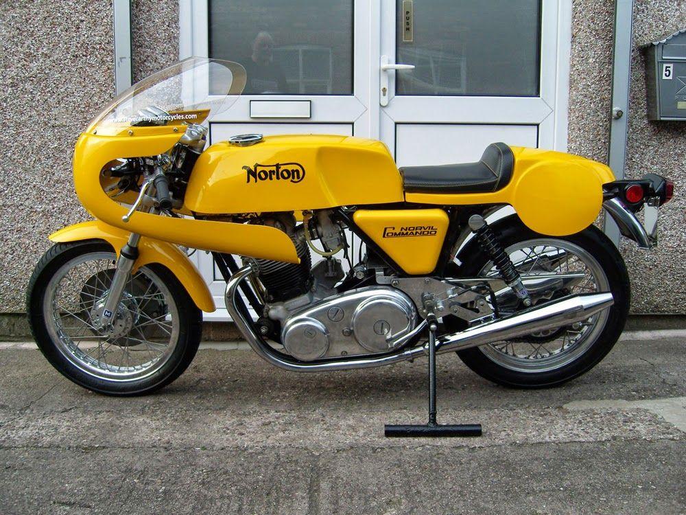 1972 Norton Commando 920cc