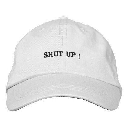 afa5b68b5a694 Embroidered hat - accessories accessory gift idea stylish unique custom