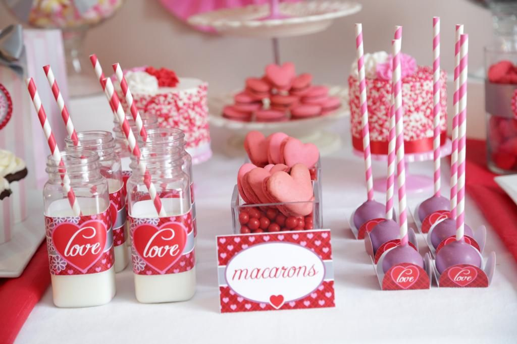 valentine day dinner party ideas