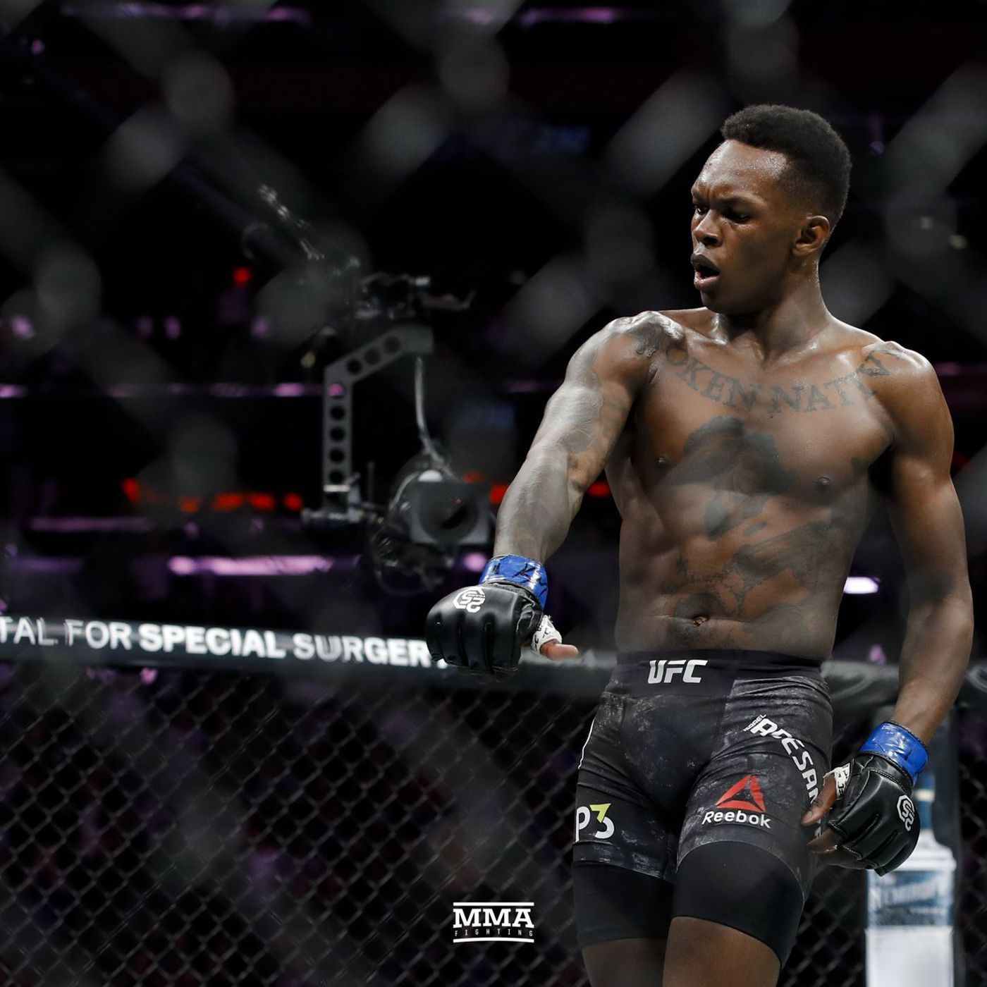 Get Great Anime Wallpaper Iphone Your Name In 2020 Israel Adesanya Ufc Ufc Fighters