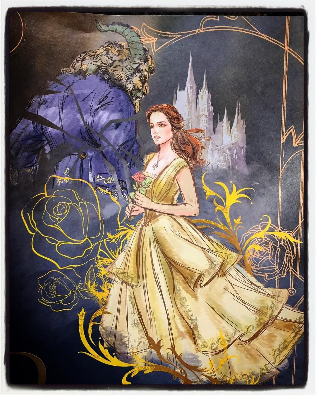 See This Instagram Photo By Princericharming 286 Likes Beauty And The Beast Art Beauty And The Beast Disney Beauty And The Beast