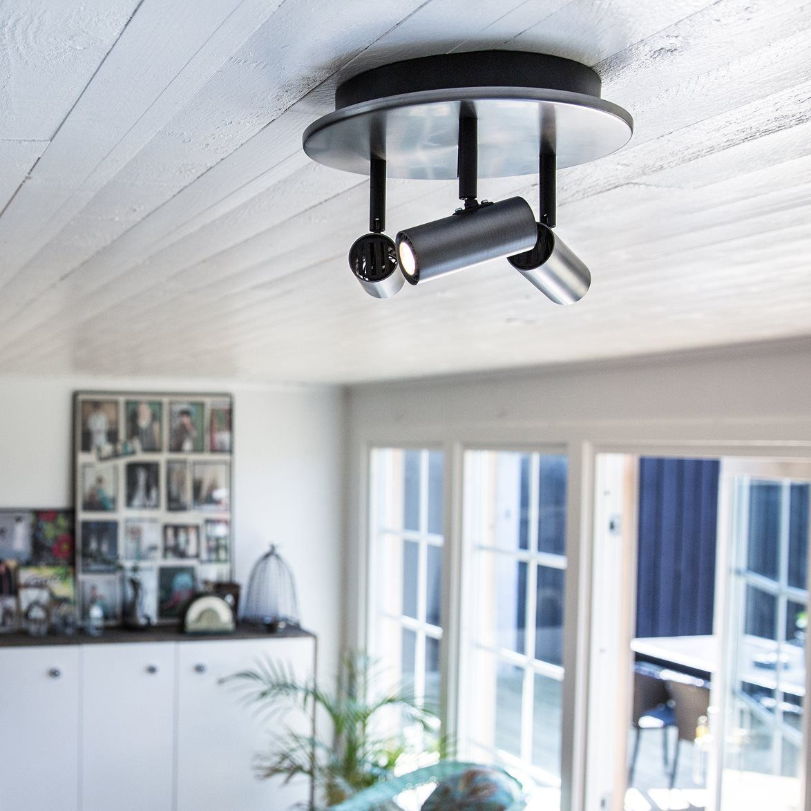 Cato Led Triospot Oxidgrå Brightbelysning Bright123 Belysning Inredning Lampor Belysning Design Lampor