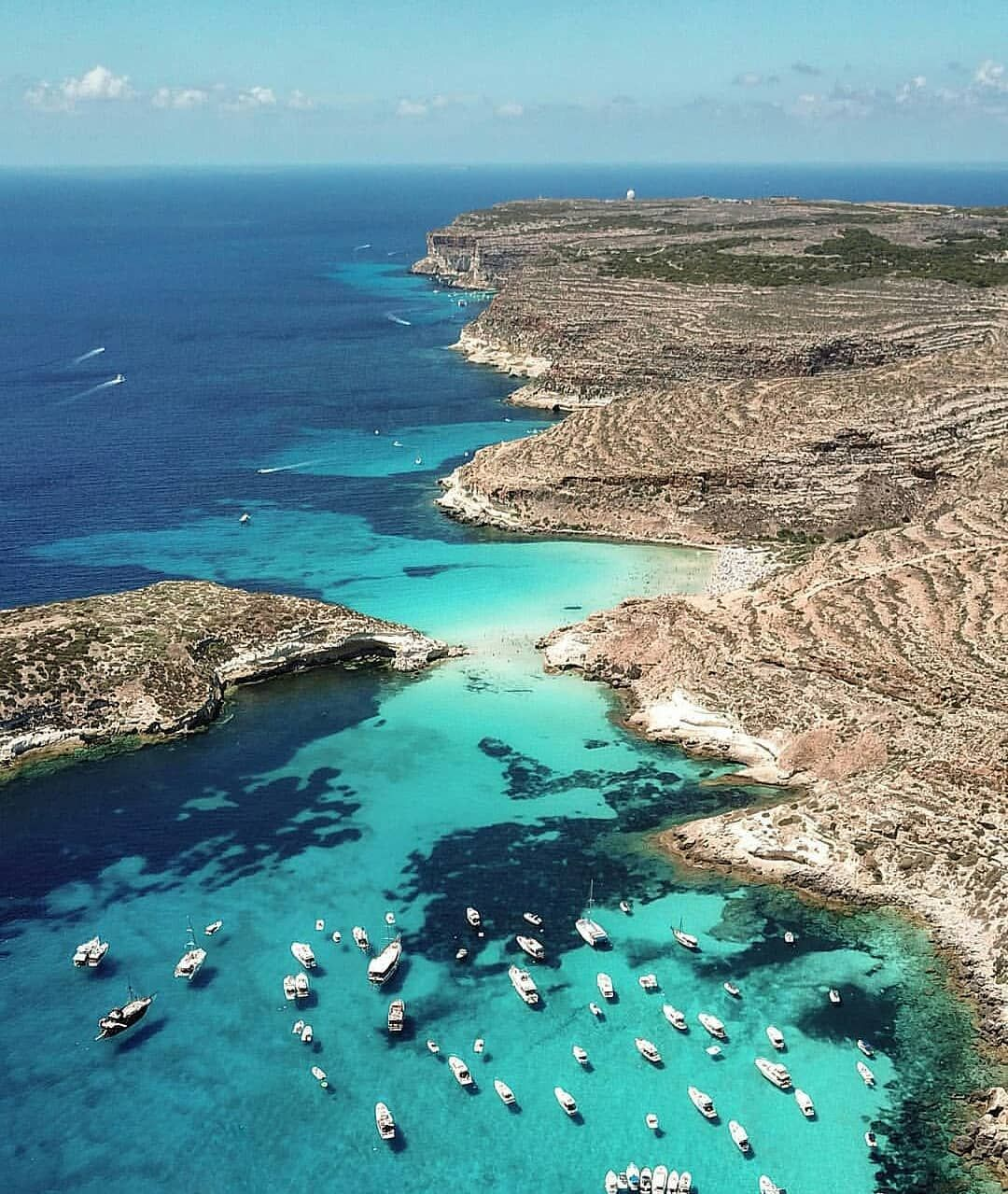 Visit Sicily Isola Dei Conigli A Lampedusa Un Paradiso Senza Eguali Foto Di Tave596 Isola Dei Conigli I Sicilia Foto Isola