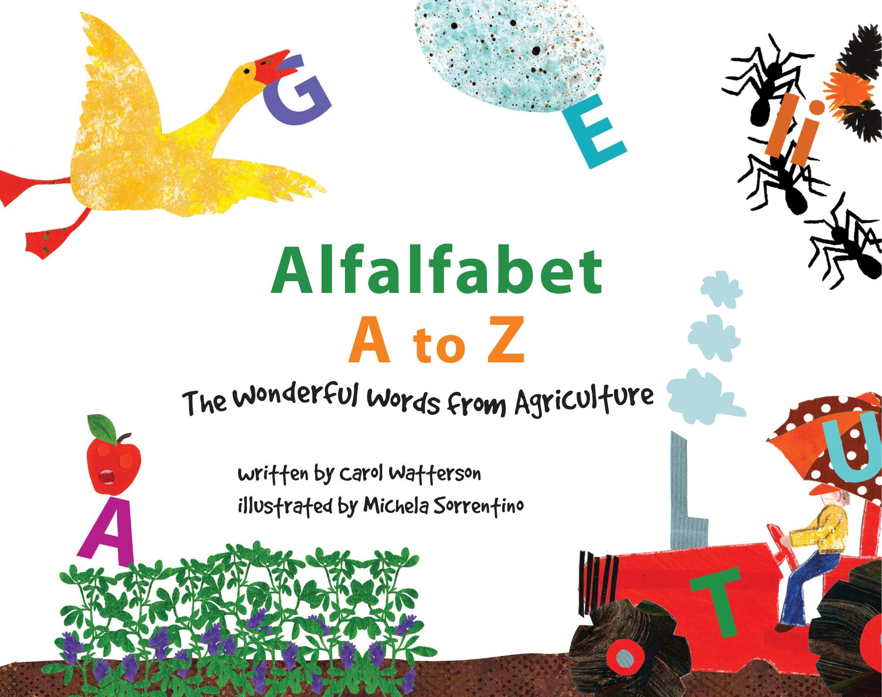 Have your class write a letter to bc agriculture in the classroom about why agriculture is important... and get a free book!