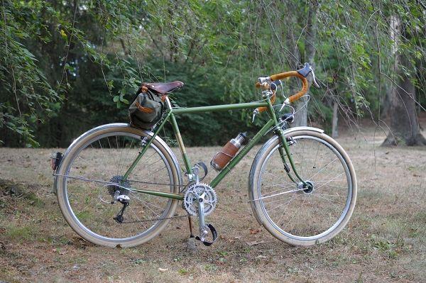 Unidentified Flying Object Bicycle Road Bike Vintage Bike
