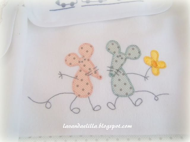Lavanda e lillà asciugapiatti e foto del mercatino disegni speciali