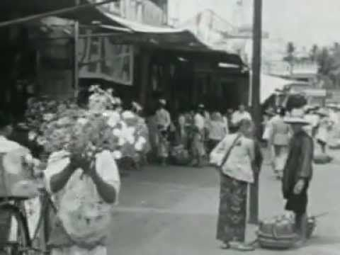 Jakarta Indonesia The City Of Batavia 1941 Tempo Doeloe Indonesia Batavia Dutch East Indies