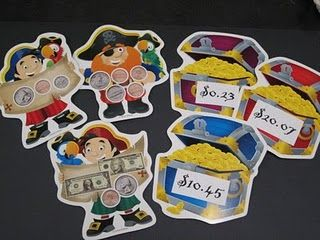 Great money counting games!