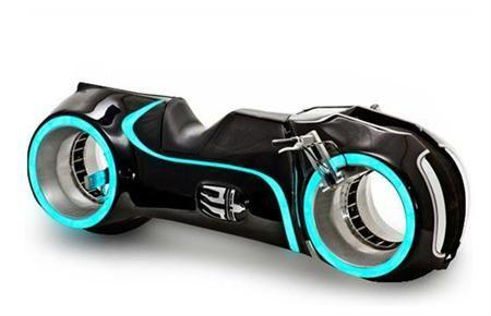 La moto di Tron esiste per davvero!!! Ed è elettrica!!!