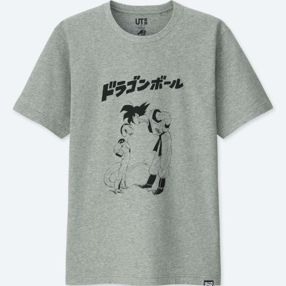 TSHIRT (DRAGON BALL) Shirts, Cool t shirts, Uniqlo