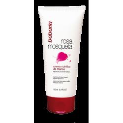 Crème pour les mains à l'huile de Rose Musquée - 100 ml