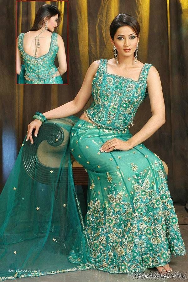 Latest Trends In Bridal Lehnga Designs | ~Fashion~South Asian ...