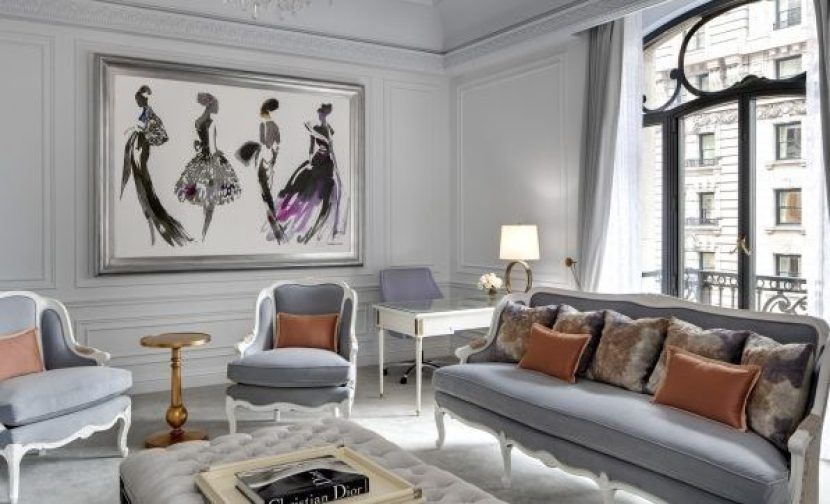 Insanely Fashionable Hotel Rooms: Dior, Bulgari & More