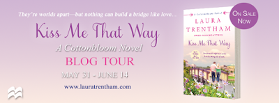 KT Book Reviews: Kiss Me That Way by Laura Trentham
