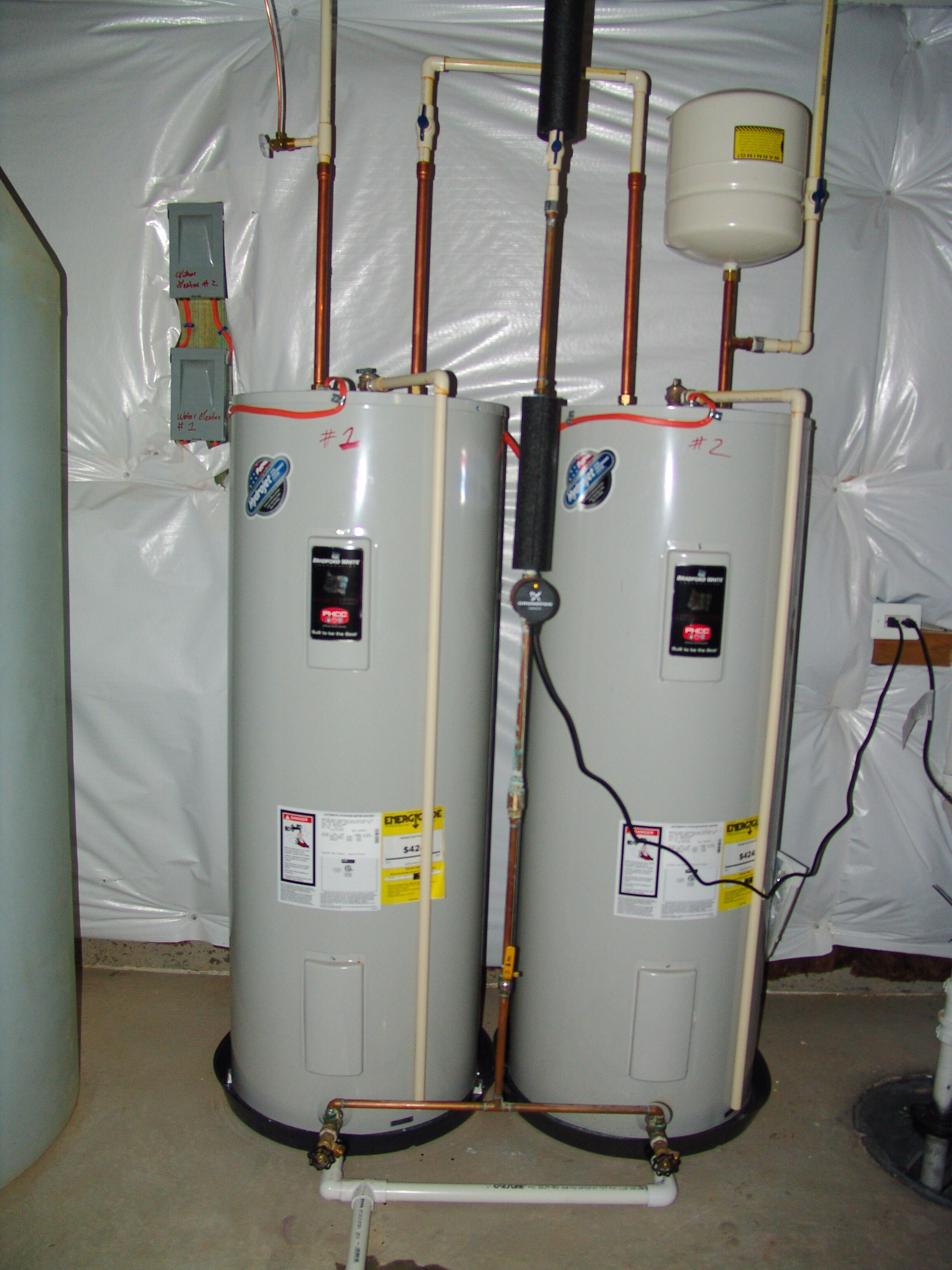 Home Water Heater Water Treatment Turbidity