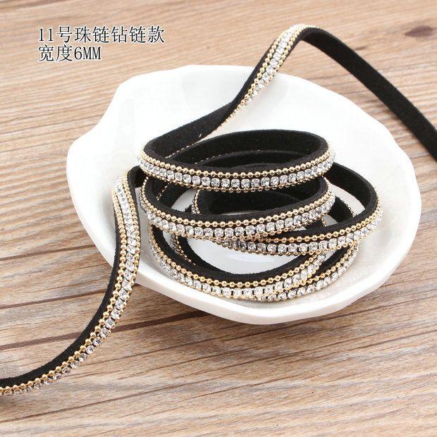 DIY Корейский имитация кружева любовь аксессуары кожаный шнур ручной волос смычка ключицы цепи ожерелье ювелирные аксессуары - глобальная станция Taobao
