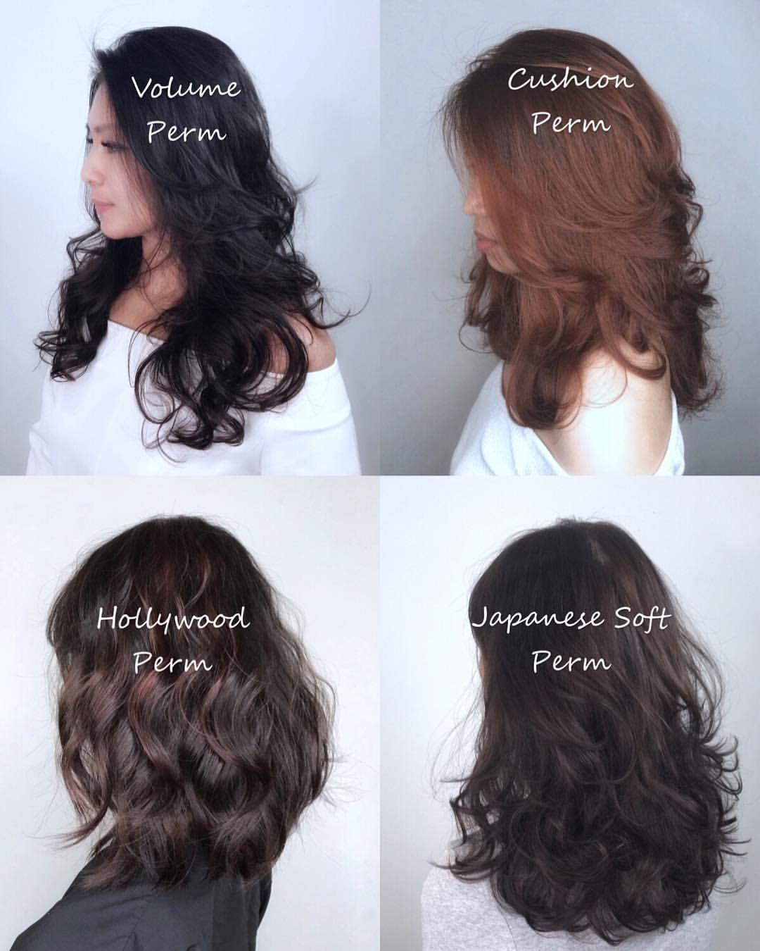 Volume Perm Google Search Long Hair Perm Permed Hairstyles Medium Hair Styles
