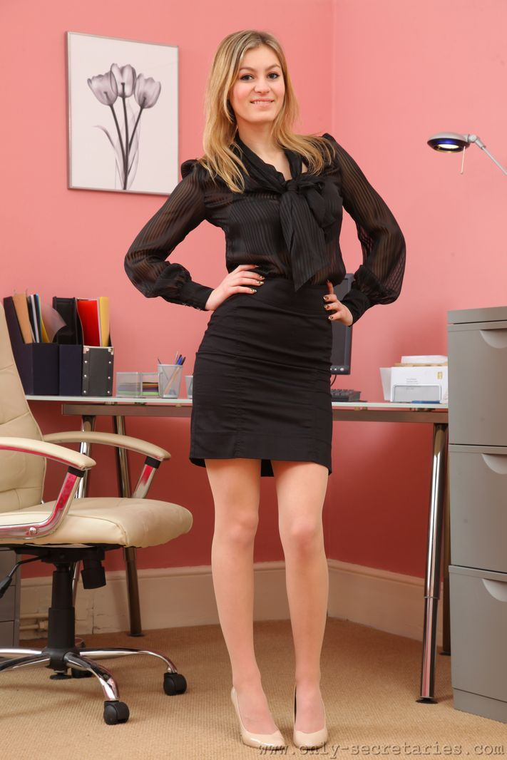 Administrative Assistant Office Ladies Young And The