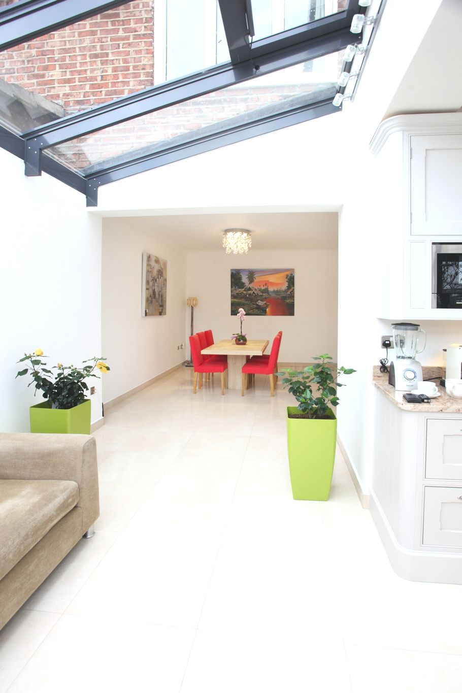 Contemporary Conservatory Ideas: Open Plan Extension for the Home ...