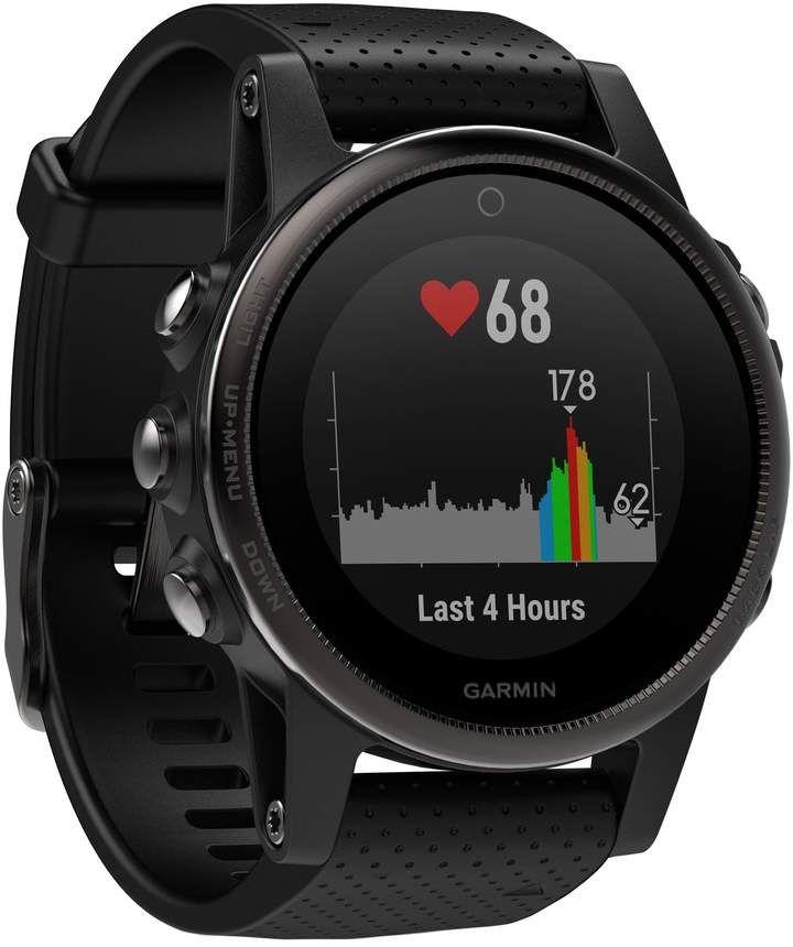 4ae8a2c06f80 Garmin fenix(R) 5S Sapphire Premium Multisport GPS Watch