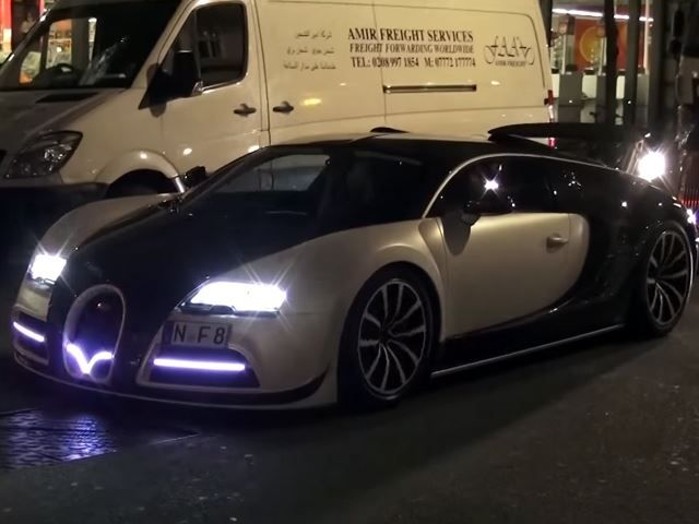 Mobili Bugatti ~ Is the mansory vivere bugatti veyron an overpriced rice mobile