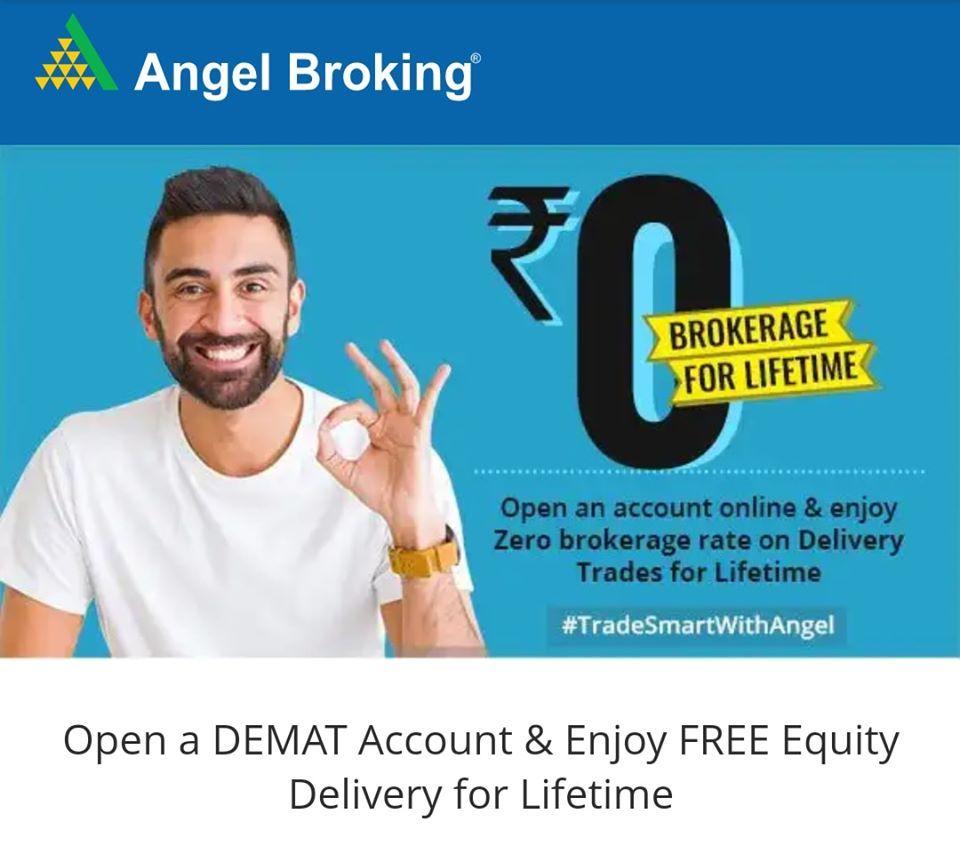 Open Demat Account Online In 2020 Angel Broking Stock Broker Investment Advisor