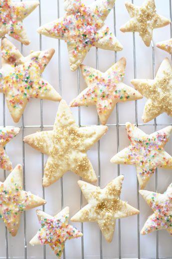 Dairy Free Sugar Cookies #dairyfreesmoothie