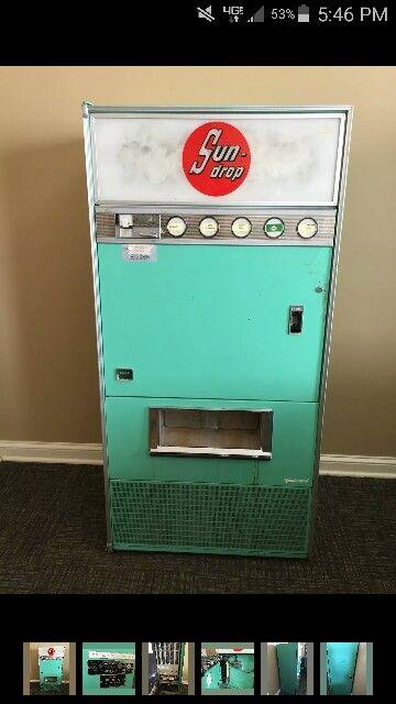 Dixie Narco Aquafina Vending Machine Refurbished Soda Vending Machine Vending Machines For Sale Vending Machine