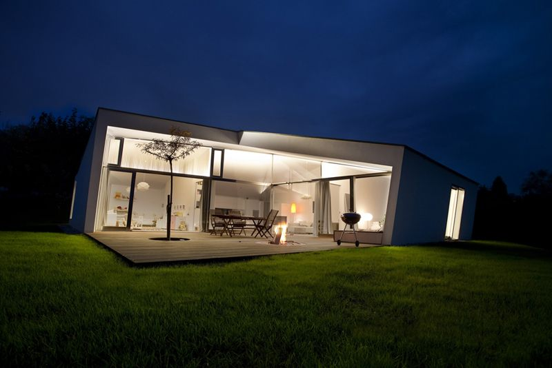 Villa 3S by LOVE Architecture and Urbanism in Austria