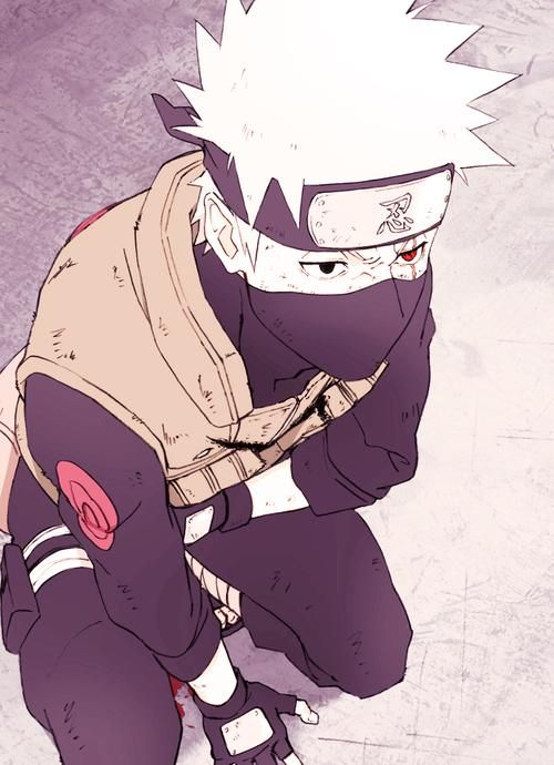 Kakashi Hatake (はたけカカシ, Hatake Kakashi) est un jônin du village caché de Konoha. En tant que chef de l'équipe 7, il est le premier mentor des principaux protagonistes de l'histoire. Il est mondialement connu pour son utilisation du Sharingan, sous le surnom du « Ninja Copieur ».