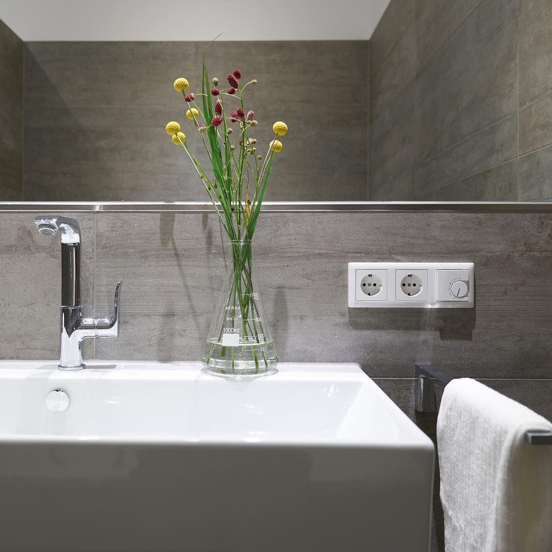 So Wird Der Aufenthalt Zum Genuss Paulstrasse Wuppertal Eigentumswohnung Trommelstockchen Interiorliving Inspiration Homesweethome Badezimmer