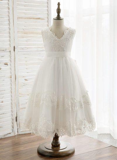 günstige blumenmädchenkleider online kaufen