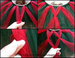 Tutu bows how to