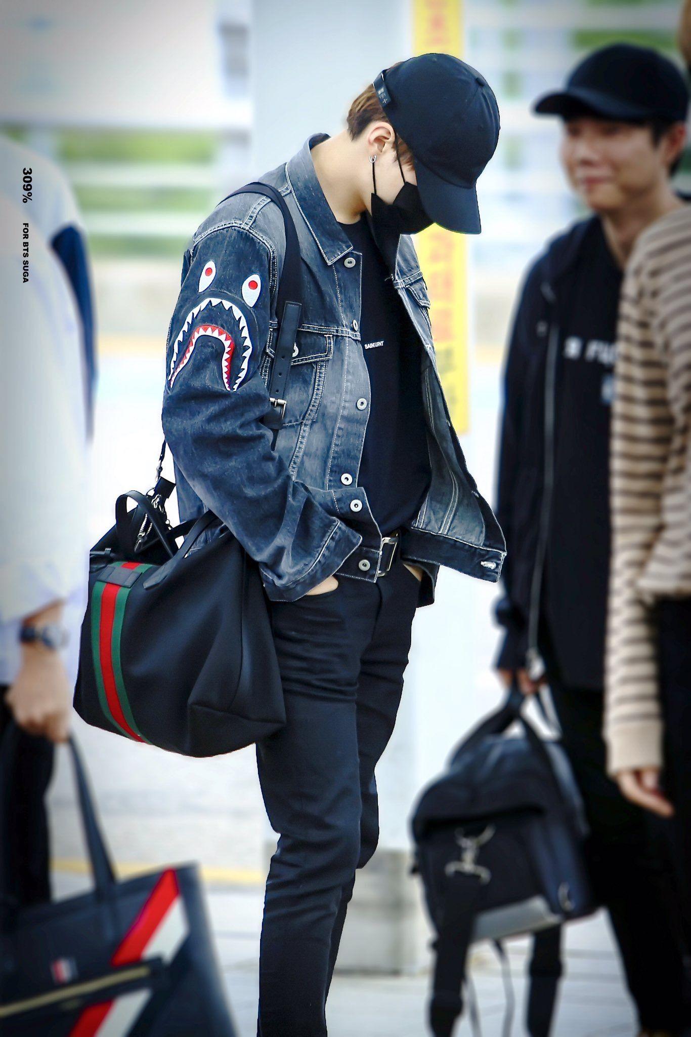 Handsome Yoongi | Cr. 309%
